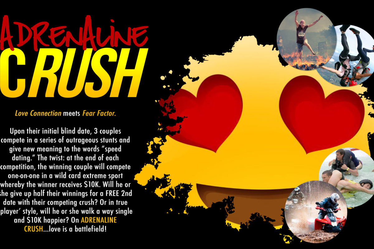 Adrenaline Crush | One Sheet