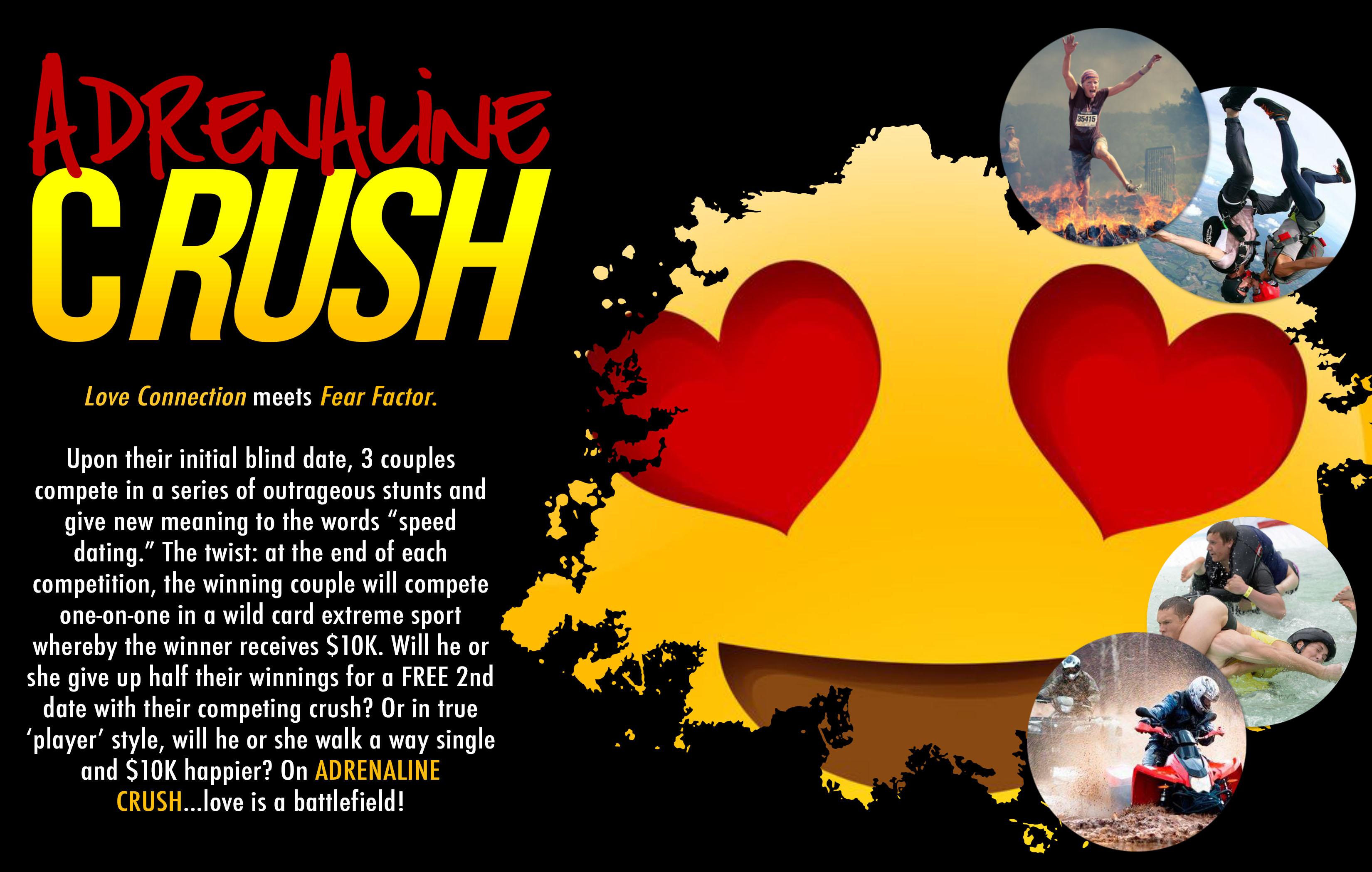 Adrenaline Crush | One Sheet