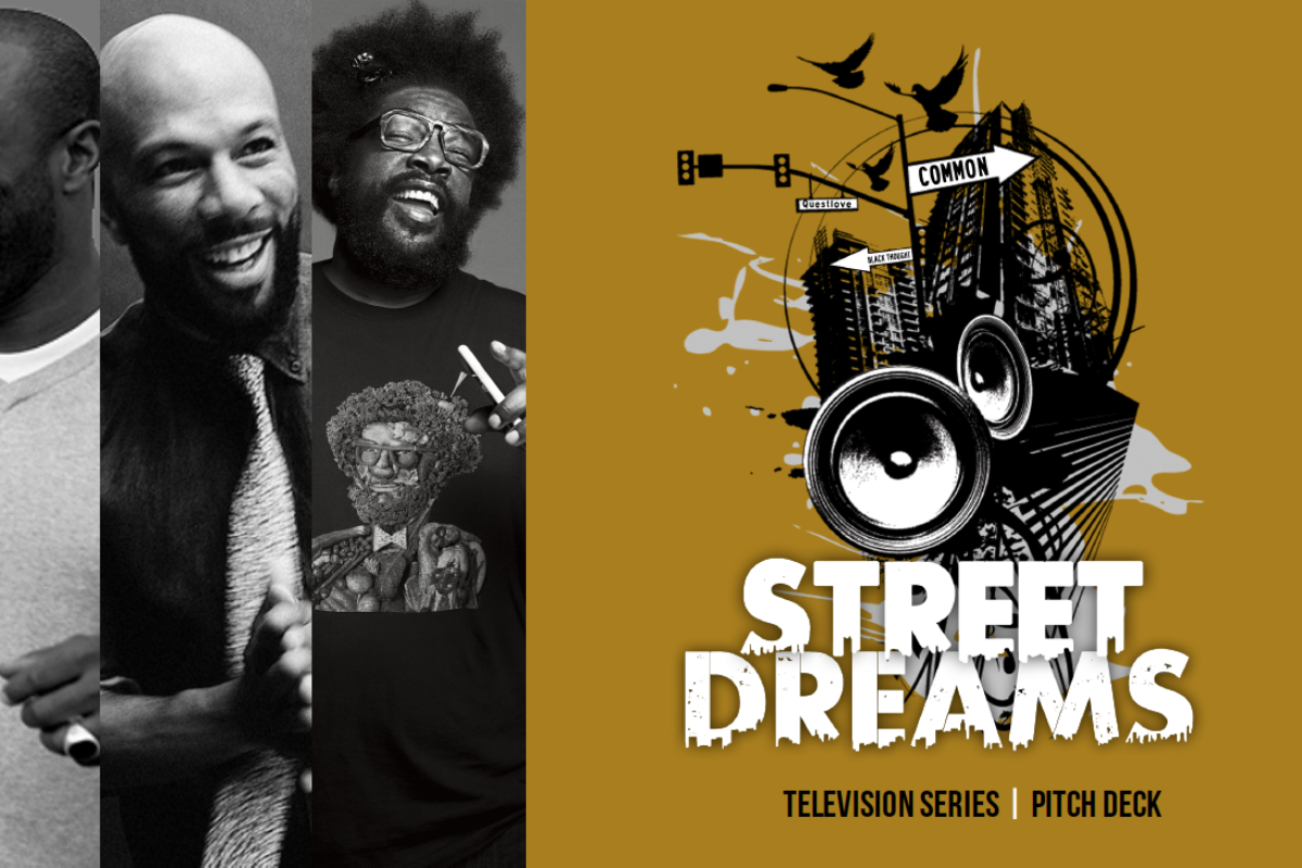 Street Dreams | Pitch Deck