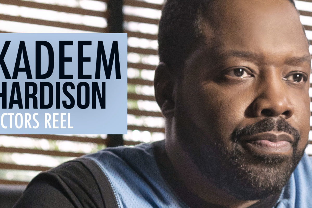 Kadeem Hardison | Actors Reel