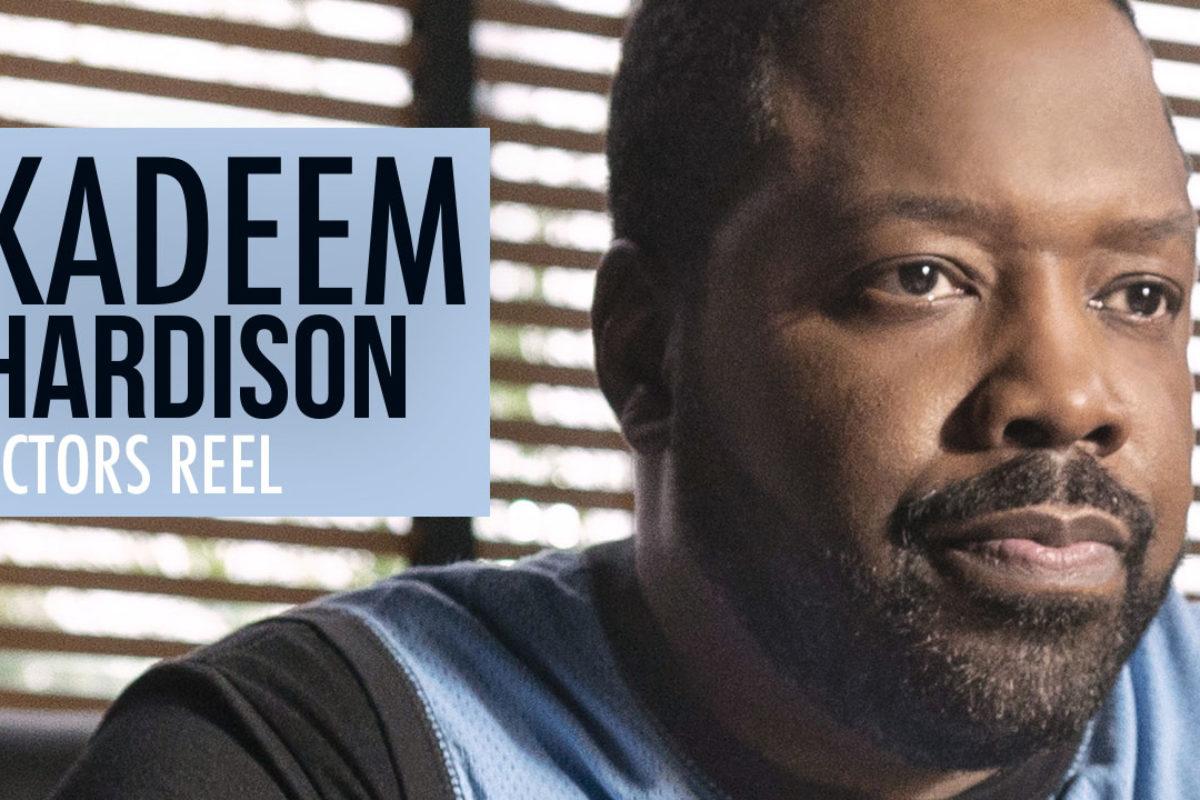 Kadeem Hardison | Actors Reel